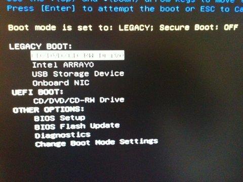 legacyboot